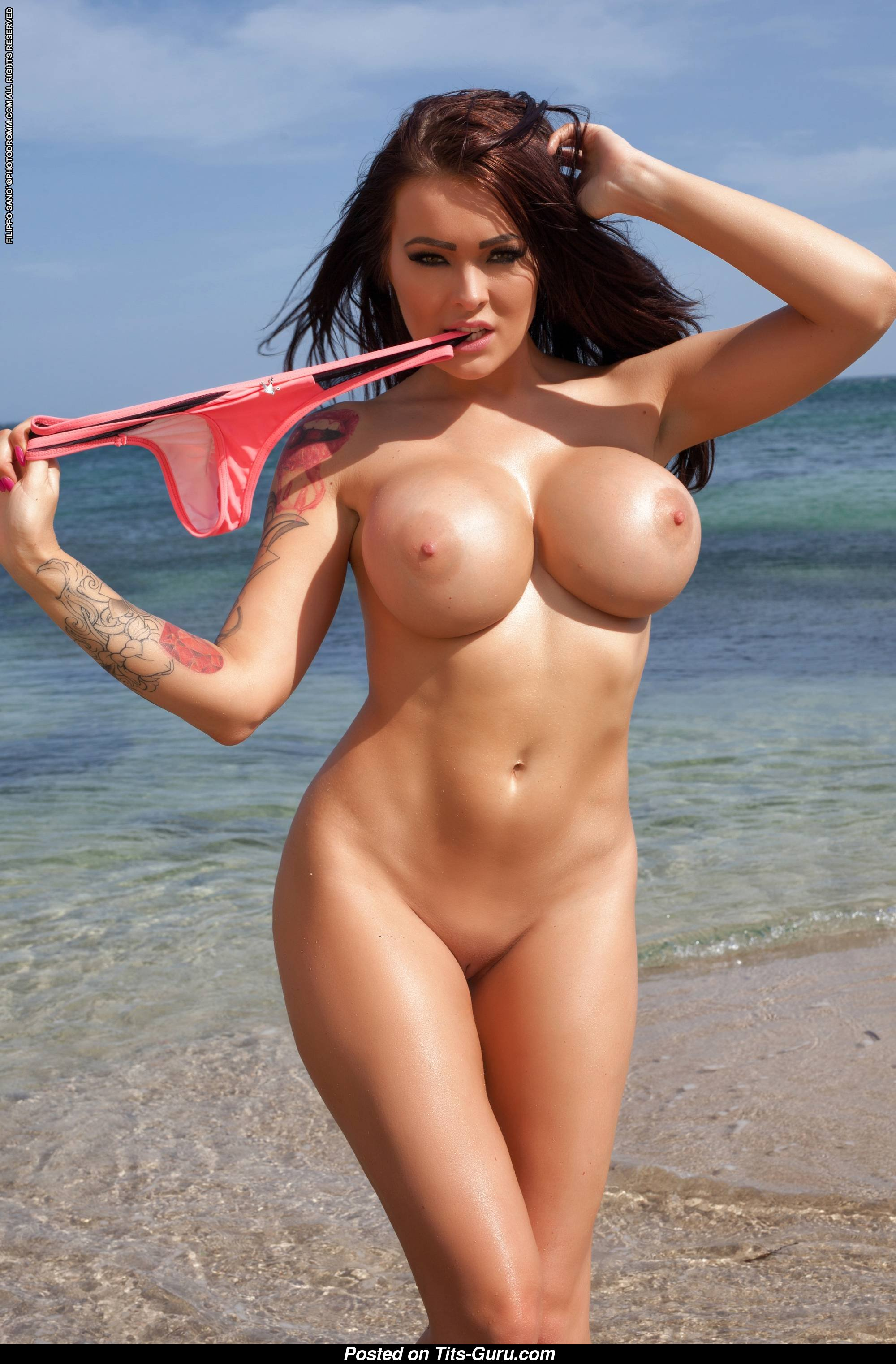 Women large tits great nipples naked