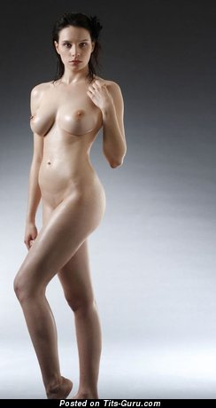 Image. Naked beautiful girl with big natural tittes pic