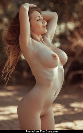 Hot Unclothed Red Hair (Hd Sexual Image)