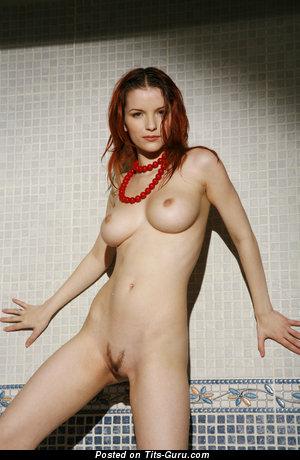 Image. Ulya I - awesome lady with medium breast photo