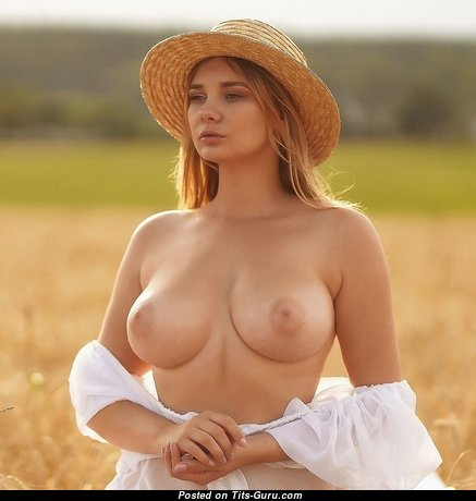Handsome Babe with Handsome Defenseless Real Average Titties (Hd 18+ Pic)