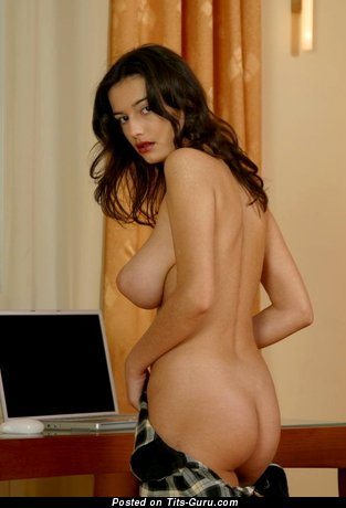 Image. Svetlana Pashchenko - sexy hot woman with big natural boob photo