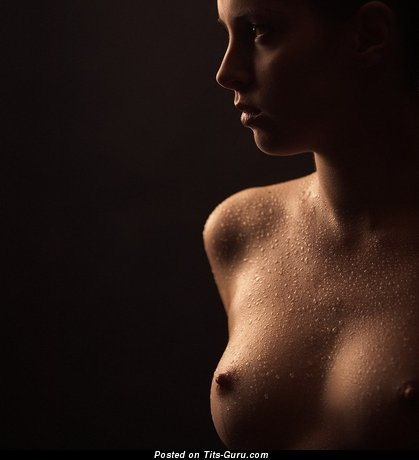 Image. Topless amateur hot woman photo