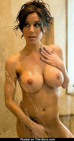 Gia Dimarco - Alluring American Brunette Pornstar with Alluring Defenseless Medium Sized Breasts (Sexual Photoshoot)