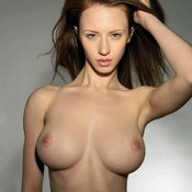 Hot female with big tittes pic