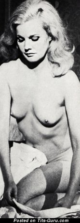 Carroll Baker - Appealing Girl with Appealing Nude Real A Size Titties (Hd Sexual Pic)