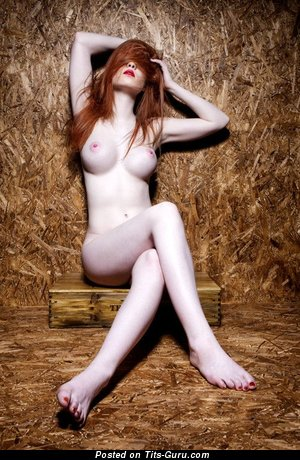 Image. Nude red hair pic