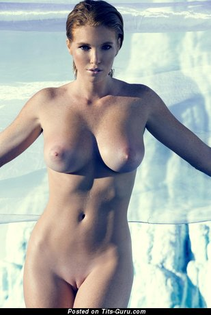 Image. Nude amazing female with big breast photo