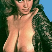 Juli Williams - nice woman with big natural boobs vintage