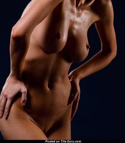 Image. Orsi Kocsis - amazing lady with medium boobies image