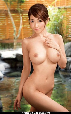 Image. Naked nice female with big boob photo