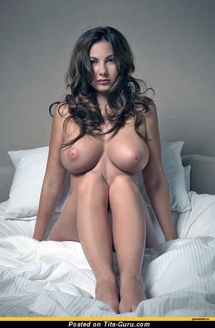 Image. Nude amazing lady with big boobs photo