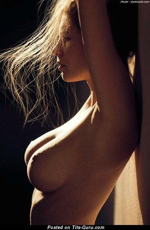 Karolina Szymczak - Splendid Polish Babe with Splendid Bare Normal Breasts (Hd Sex Pic)