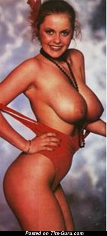 Joanne Latham - Gorgeous Naked British Red Hair (Vintage Hd Xxx Foto)
