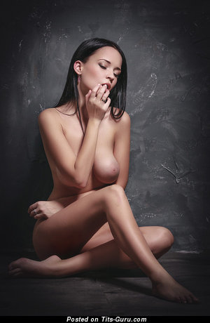 Image. Nude hot woman with big natural tittes image