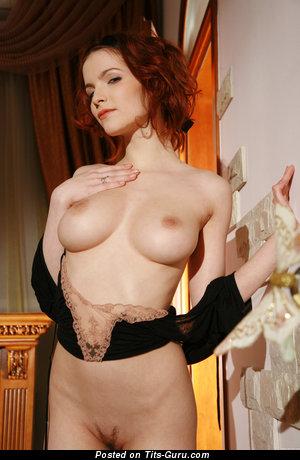 Image. Ulya I - awesome girl with medium natural boobies photo