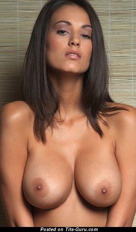 Zsuzsanna Ripli - naked nice girl with big breast pic