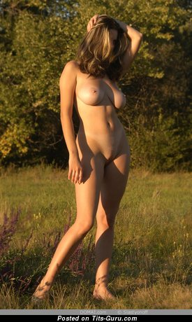 Image. Gigi - nude amazing female with big natural boob photo