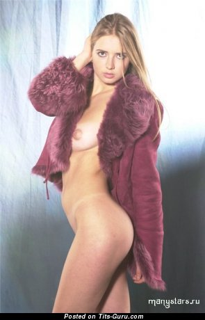 Image. Julia Kova - naked awesome woman with medium natural boob image