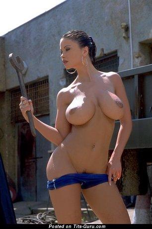 Image. Nude beautiful female with big tits image