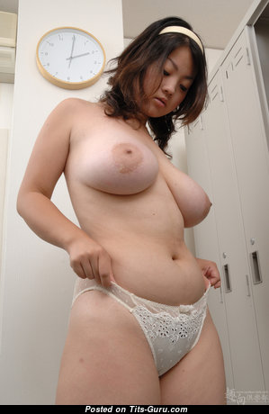 Grand Nude Asian Babe in Panties (Hd 18+ Picture)