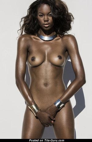 Eugena Washington - Splendid Red Hair Actress with Splendid Nude Natural Boobs (Hd Sex Wallpaper)