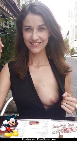 Adorable Lady with Adorable Naked Real Mini Balloons (Private Sex Image)
