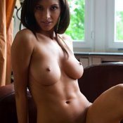 Elegant Babe with Elegant Exposed Natural C Size Titties (Hd Sexual Picture)