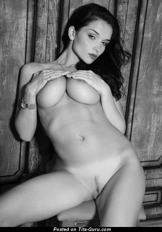 Image. Jenya D - naked beautiful lady with big breast image