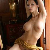 Jenya D - awesome female with medium tittys picture