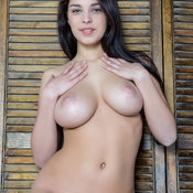 Amazing female with big tittes image