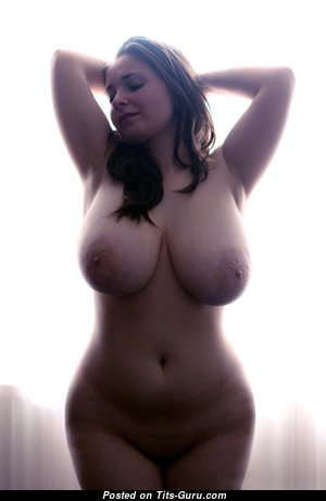 Adorable Unclothed Babe with Weird Nipples (Hd Porn Image)