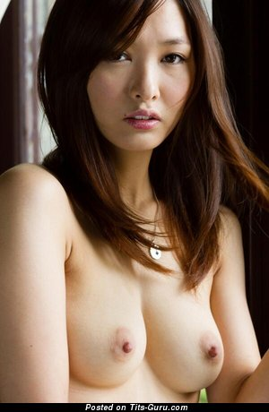 Marvelous Asian Babe with Marvelous Bare Natural Small-Scale Titty (Porn Photo)