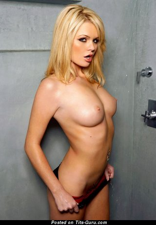 Lovely Chick with Lovely Nude Firm Tittes (Porn Pix)