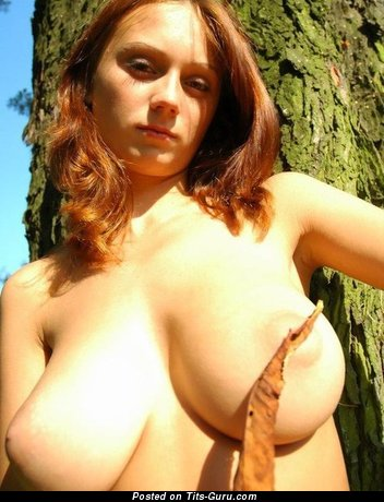Image. Naked amazing lady with natural tittys photo