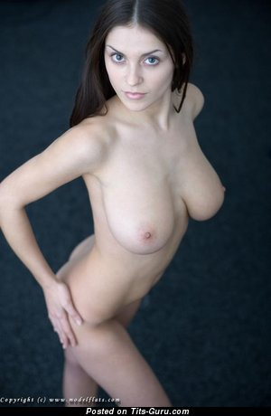 Image. Modelflats Girl - naked awesome woman with big natural breast photo