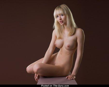 Image. Amazing woman with big tots photo