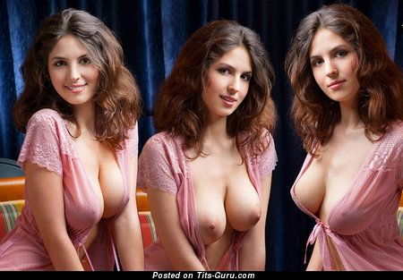 Image. Hot woman with big natural tittes pic