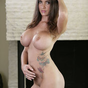 Hot lady with big tittys image