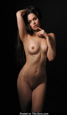 Image. Amazing lady with natural boobs photo