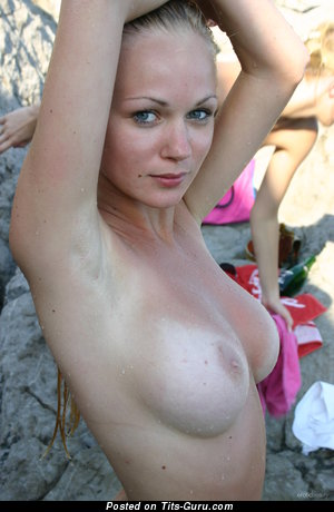 Image. Chantel A - nude wonderful lady with medium natural tits pic