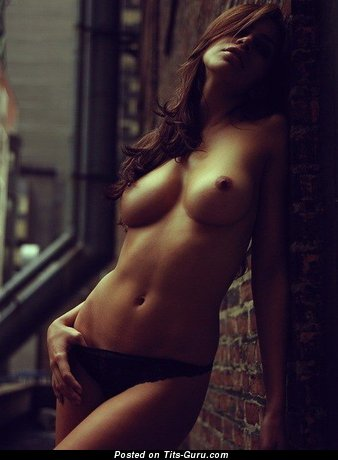 Image. Topless amateur hot woman pic