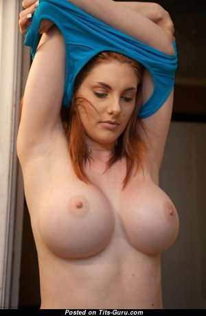 The Nicest Red Hair Babe & Strippers with The Nicest Defenseless Average Tots & Big Nipples is Undressing (Hd Sex Foto)