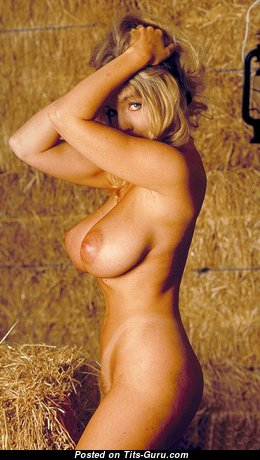 Awesome Unclothed Blonde (Hd 18+ Photoshoot)