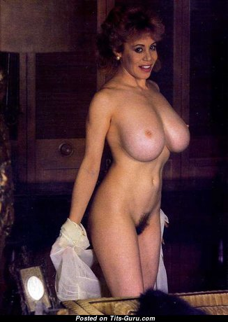 Kitten Natividad - Yummy Unclothed American Blonde Actress & Pornstar is Undressing (Vintage Porn Photoshoot)
