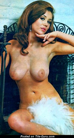 Candy Earle - Hot Babe with Hot Bare Natural D Size Hooters (Vintage Hd Sexual Pix)