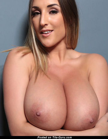 Image. Stacey Poole - naked beautiful lady with huge natural boobies pic
