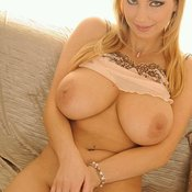 Nice female with huge natural tittys picture