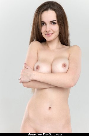 Teen - Fine Undressed Dish with Large Nipples (Hd 18+ Photo)