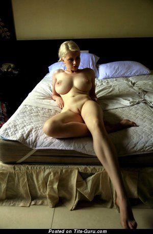 Gemma - Charming British Blonde Babe with Charming Exposed Full Jugs (Hd Sexual Photoshoot)